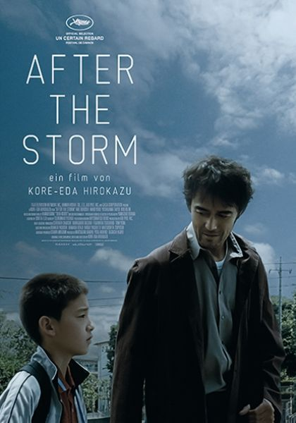 After The Storm Filmplakat