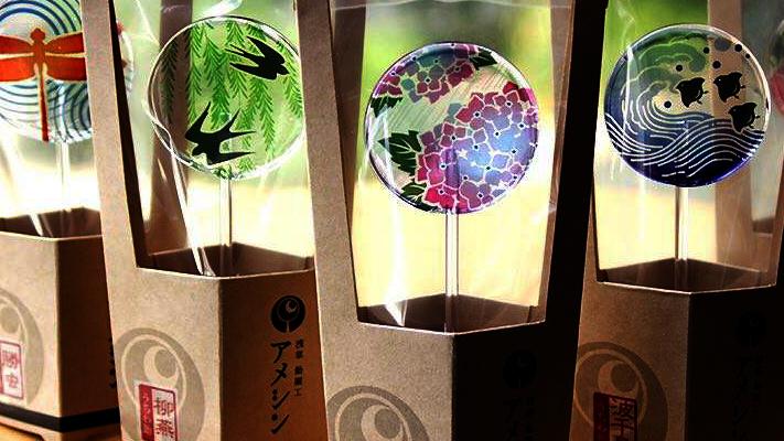 Amezaiku-Lollipop