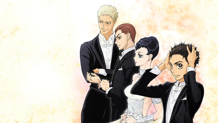 Welcome to the Ballroom Anime