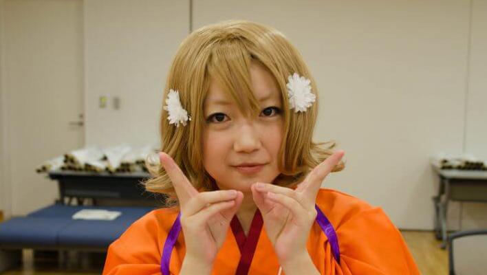 Hana Saku Iroha Cosplay