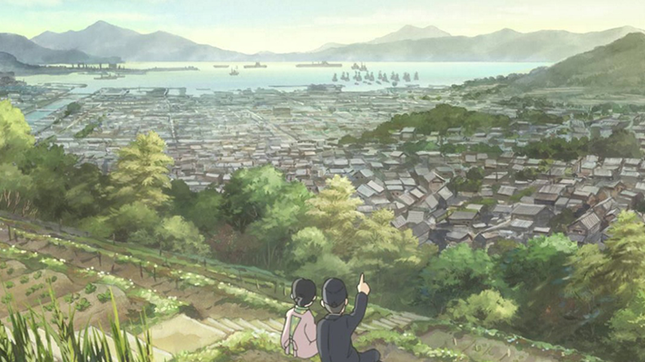 In this Corner of the World Anime