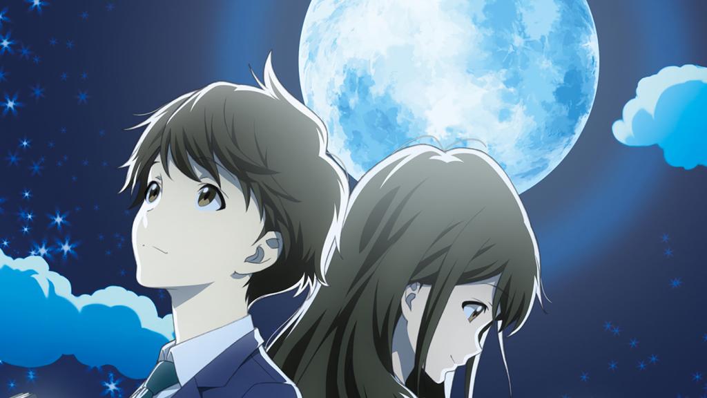 Tsuki ga Kirei Anime