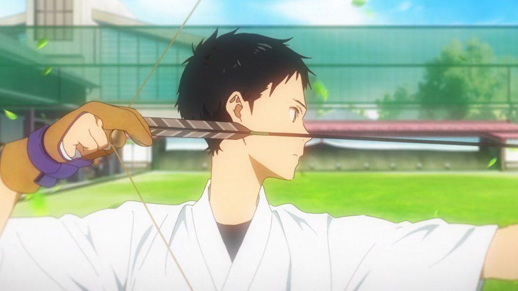 Tsurune: Kazemai Koukou Kyuudoubu Anime