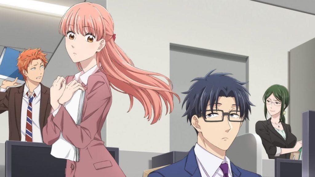Wotakoi: Wotaku ni Koi wa Muzukashii Anime
