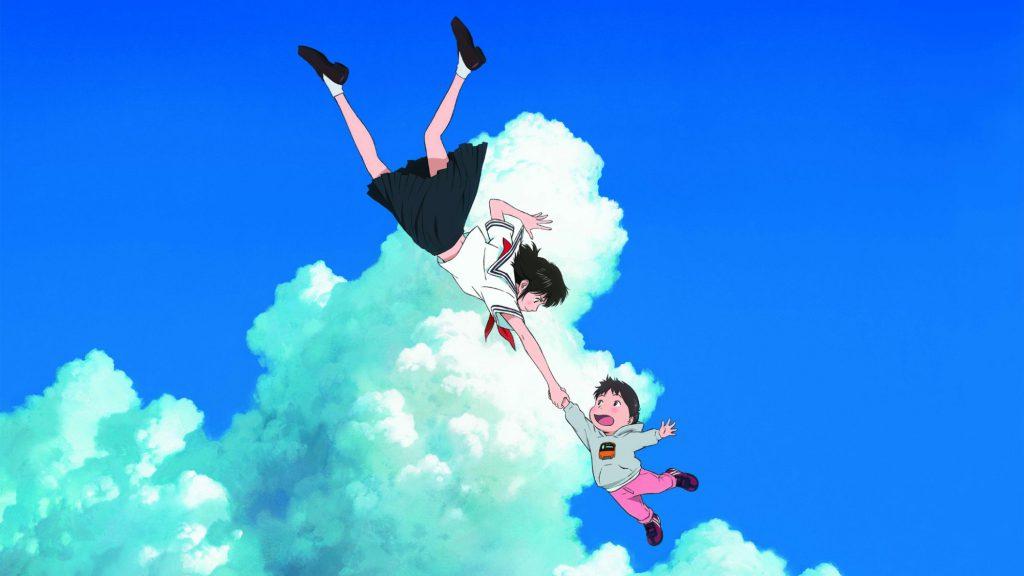 Mirai no Mirai Anime