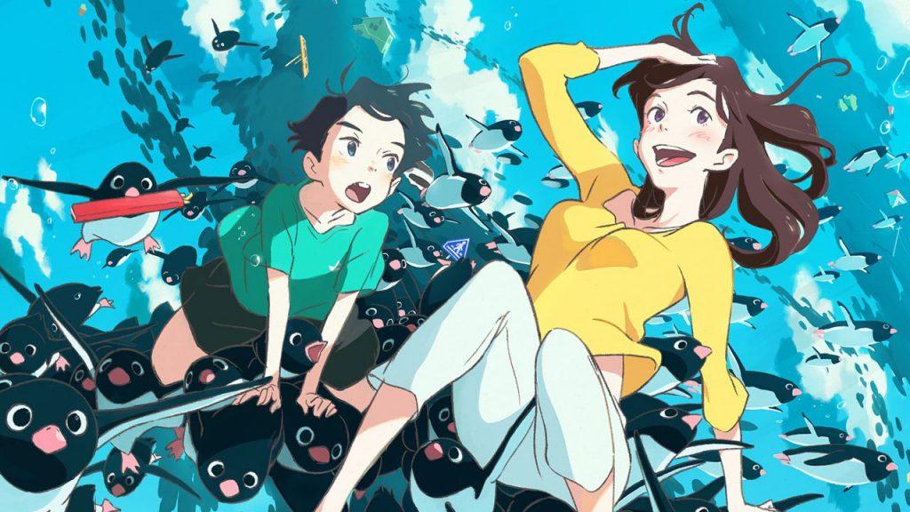Penguin Highway Anime