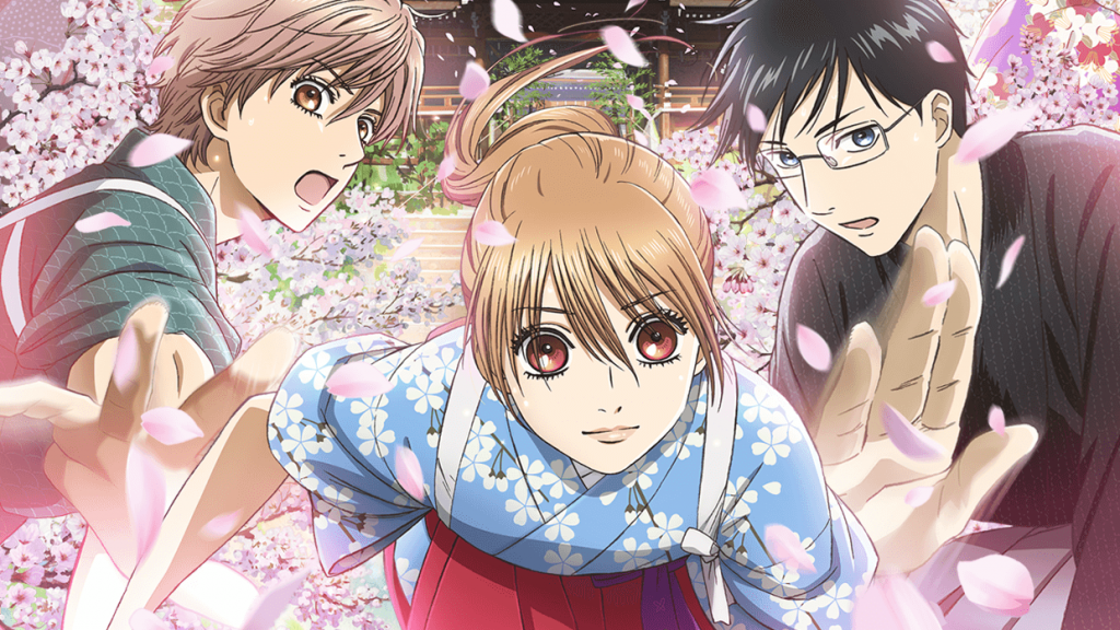 Chihayafuru 3 Anime