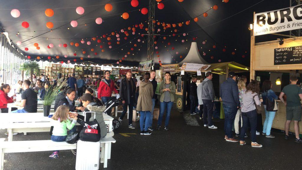 Ueberblick 2 am Street Food Festival