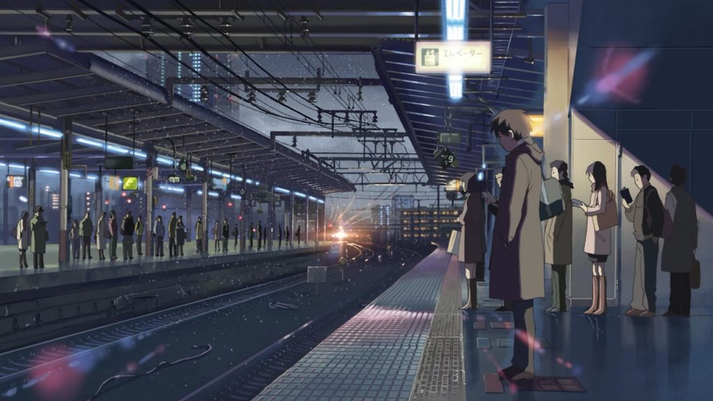 5 Zentimeter pro Sekunde Anime