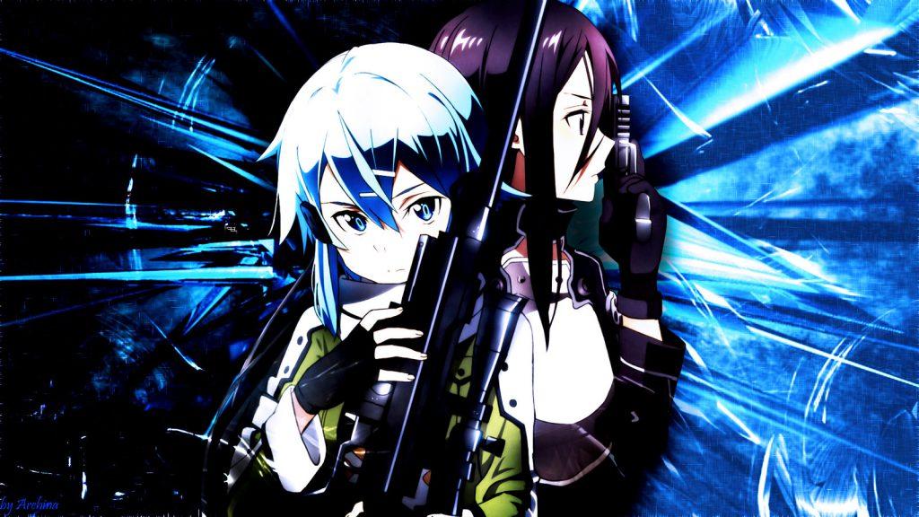 Swort Art Online II Anime