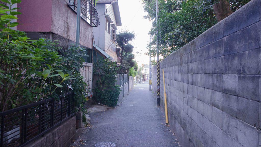 Gassen in Fukuoka Japan