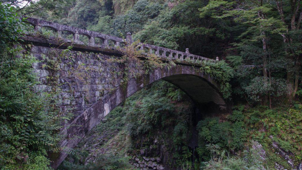 Bruecke in Takachiho Japan