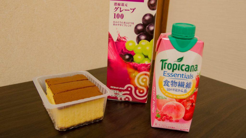 Abendliche Japan-Snacks