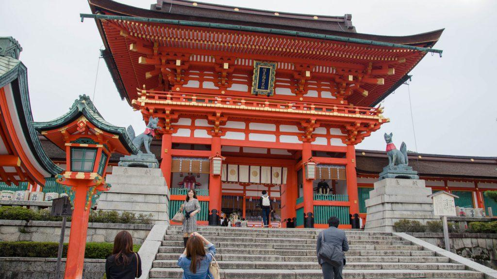 Fushimi Inari-Schrein