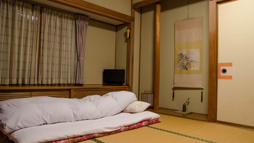 Ryokan in Japan