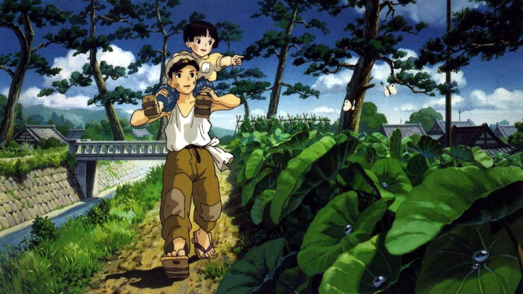 Die letzten Glühwürmchen Anime