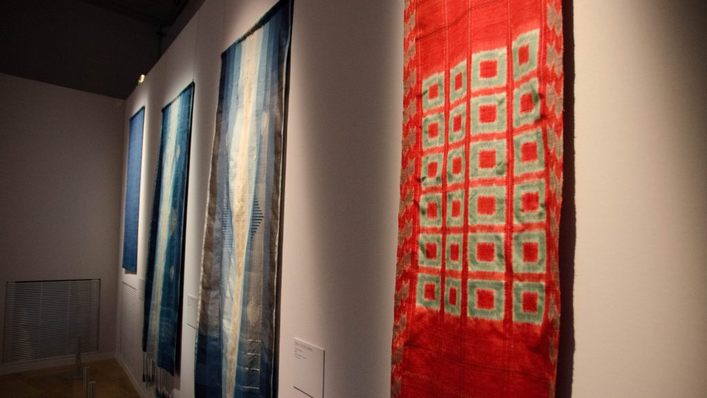 Japanische Wandteppiche