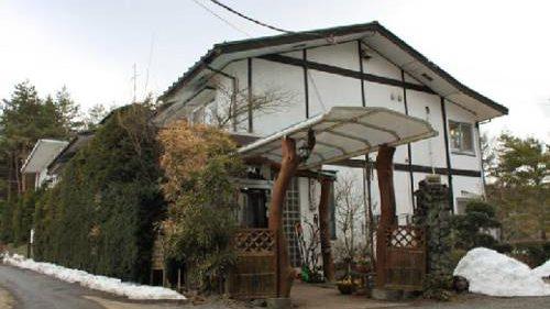 Kleines Ryokan in Japan